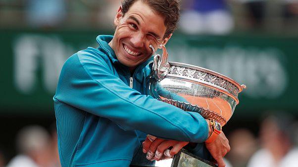 Nadal, roi absolu de Roland-Garros