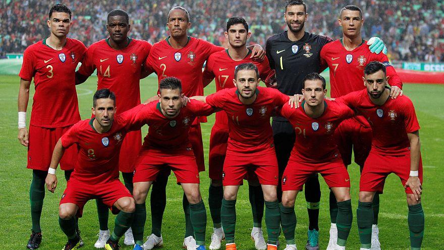 با تیم ملی پرتغال در جام جهانی آشنا شوید