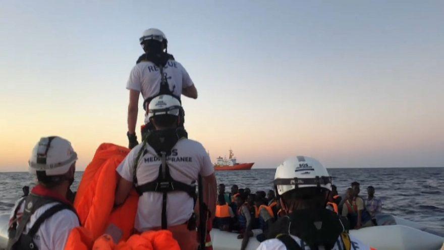 Como o Aquarius resgatou centenas de migrantes