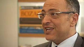 Rachid Madrane, ministre en Fédération Wallonie-Bruxelles (Belgique)