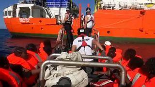 Brüssel: Hilfe für Schiffbrüchige hat Priorität