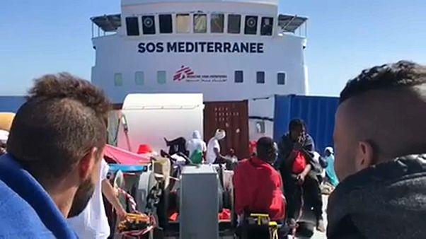 """""""Aquarius"""": Italien und Malta streiten"""