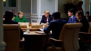 Пророссийская провокация и раскол на саммите G7