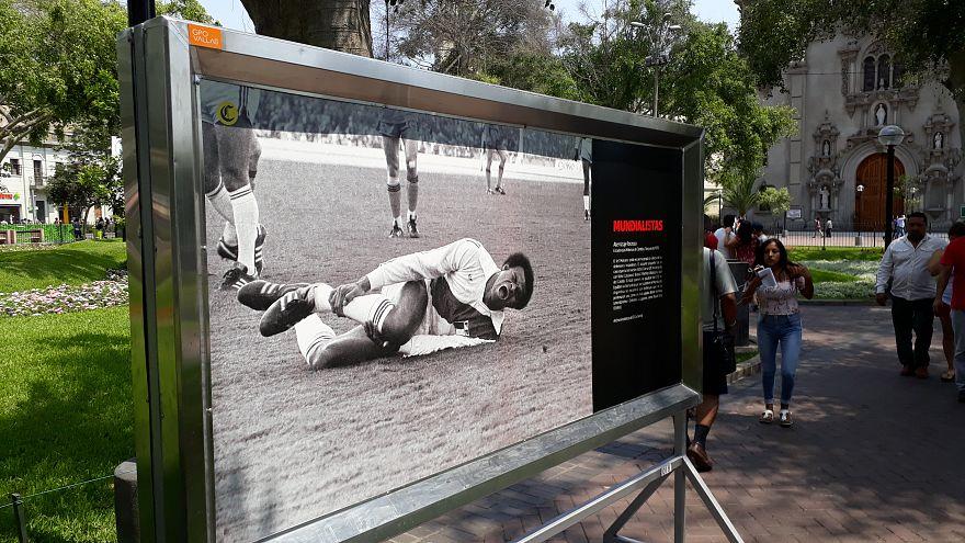 İnka diyarı Peru 36 yıl sonra Dünya Kupası sahnesinde