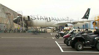 Инцидент в аэропорту Франкфурта-на-Майне