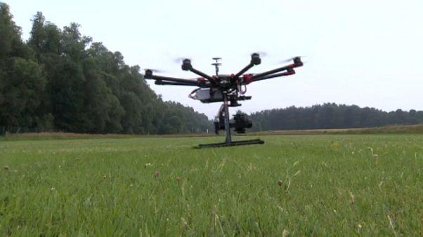 EU-Parlament berät neue Regeln zu Dronen