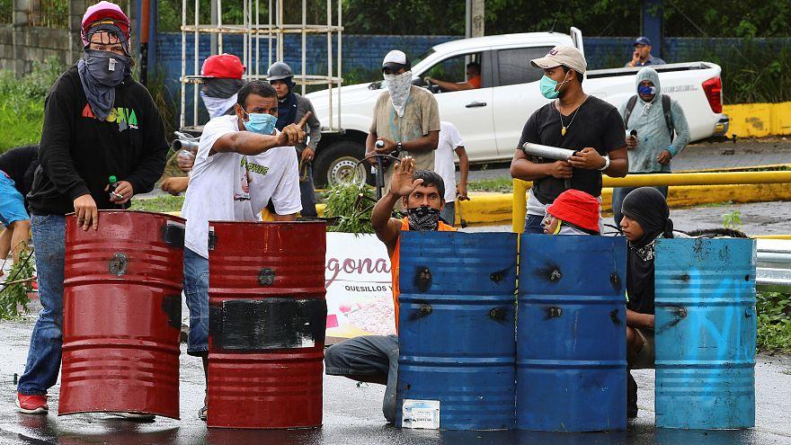 Al menos tres muertos, dos de ellos policías, en un ataque armado en Nicaragua