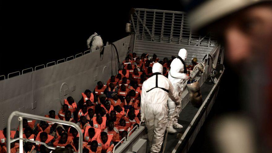 SOS Méditerranée: ha kevesebb a mentőhajó, nem lesz kevesebb a menekült