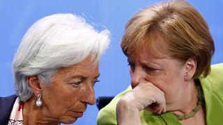Λαγκάρντ: «Θα εμπλακούμε στην Ελλάδα με κάποιο τρόπο»