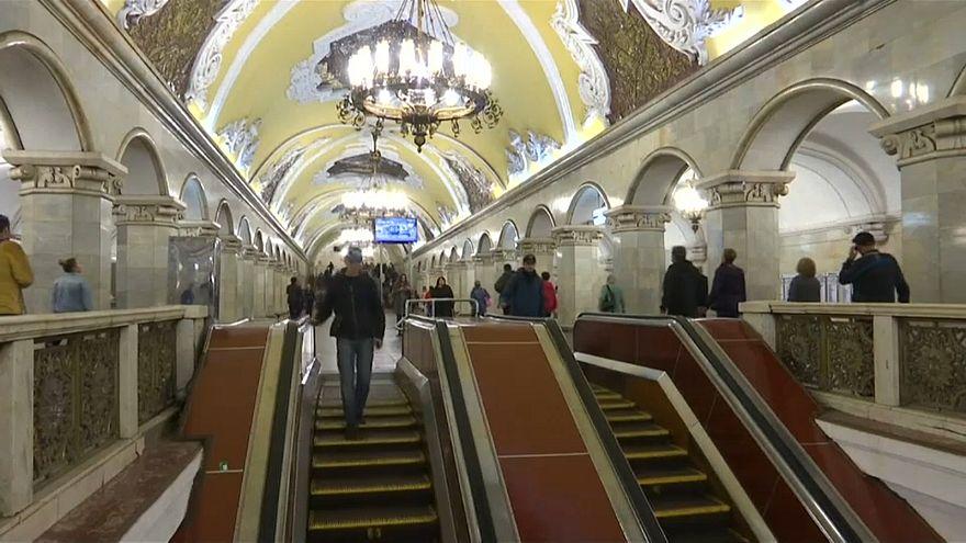 مترو موسكو .. قصور تشرع أبوابها لعشاق كرة القدم