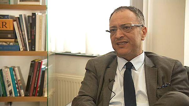 Rachid Madrane, ministro da comunidade francófona de Valónia-Bruxelas