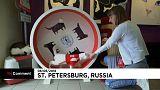 Achille il gatto-sibilla della Russia!