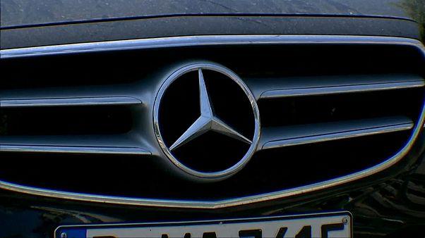 Daimler: Pflicht-Rückruf für 774.000 Diesel in Europa