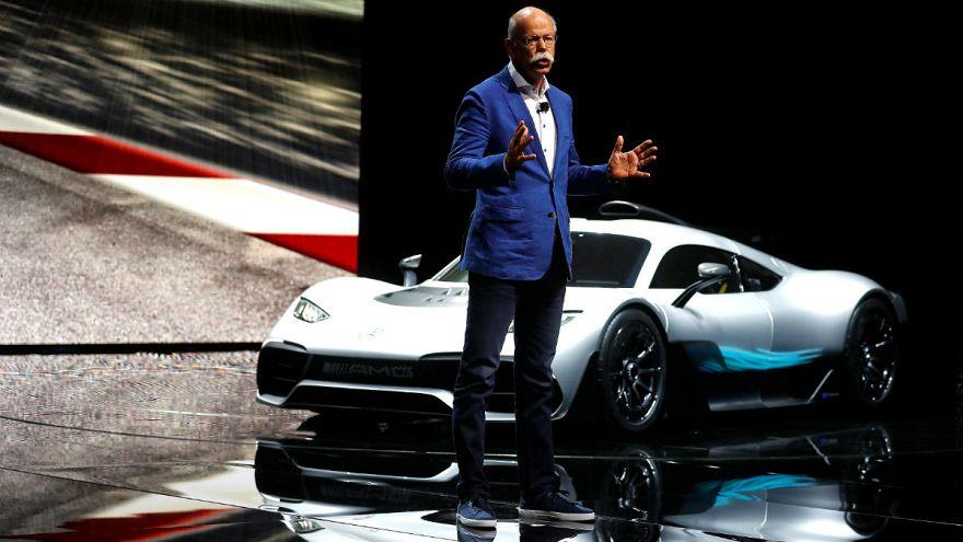 Mercedes-visszahívások Európában