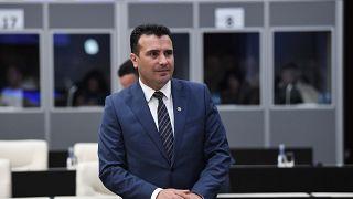 Ζόραν Ζάεφ: «Βρισκόμαστε μπροστά σε ιστορική ευκαιρία»