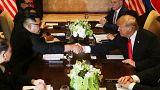 Fisch oder Fleisch? Was bei Kim und Trump auf der Speisekarte steht