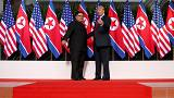 Historic handshake kicks off Trump-Kim talks