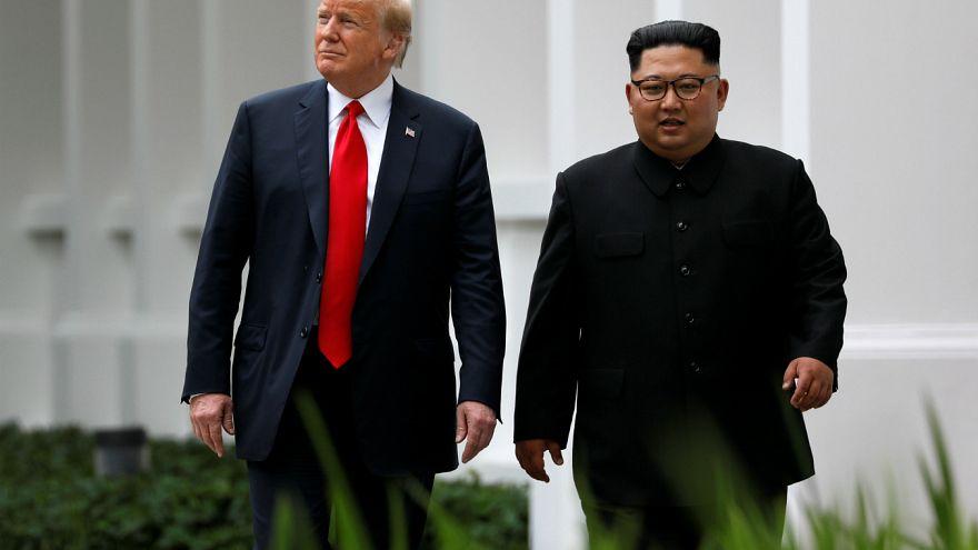¿Cuál es el menú de la primera comida de Kim y Trump?
