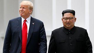 Trump: a vártnál is jobban sikerült a találkozó