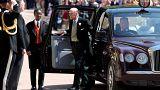 Családja körében ünnepelte 97. szülinapját Fülöp herceg