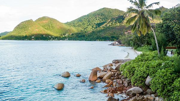 Half a day on Praslin, Seychelles