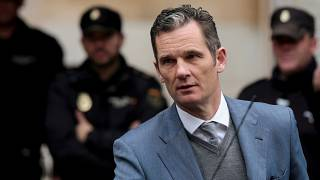 Cinco años y 10 meses de cárcel para Urdangarin, cuñado de Felipe VI