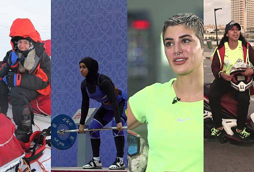 MENA women in sports are levelling the playing field