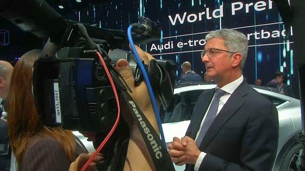 CEO da Audi é suspeito no caso Dieselgate