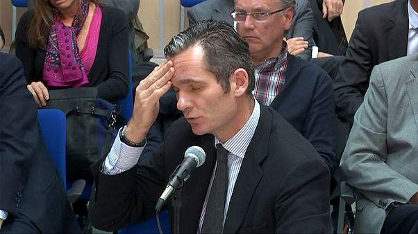 Μειώθηκε η ποινή φυλάκισης του γαμπρού του Βασιλιά της Ισπανίας