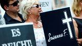 Γερμανία: Διαδηλώσεις για το θάνατο της 14χρονης Σουζάνα
