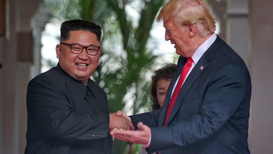 """Trump über Gipfel: """"Das Säbelrasseln hat ein Ende"""""""