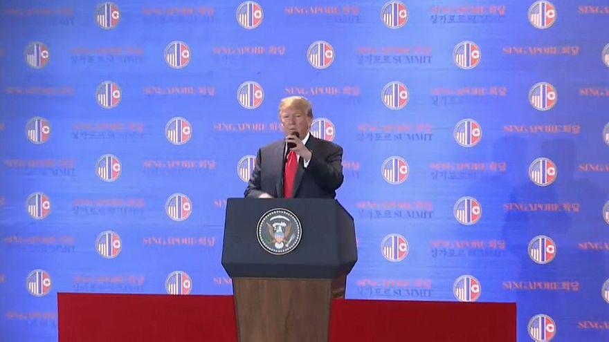"""Трамп: """"встреча была продуктивной"""""""