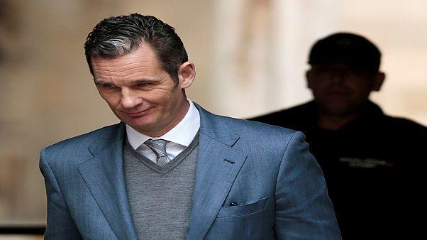 محكمة إسبانية تخفض عقوبة سجن صهر الملك فيليبي بعد إدانته بالاختلاس