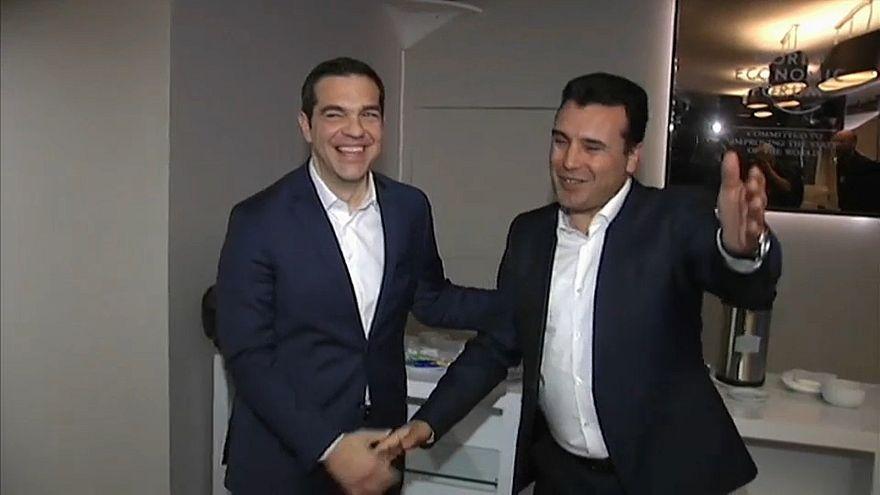 Fyrom: è accordo sul nome tra Grecia e l'ex Repubblica di Macedonia