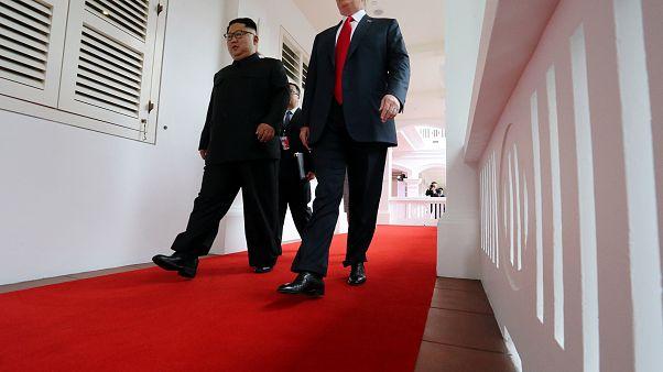 """""""Dünn und vage"""": NBC ordnet Gipfelergebnis ein"""