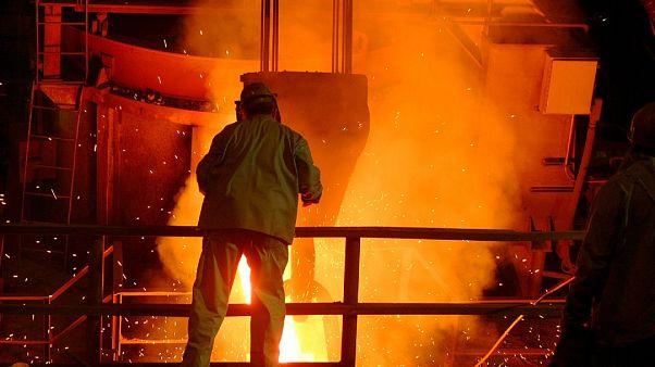 Mitten im Streit um Schutzzölle: Chinesisches Stahlwerk für Simbabwe