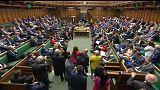 استقالة وزير العدل البريطاني لينضم إلى المعارضة الموالية للاتحاد الأوروبي