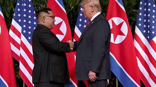 Donald Trump satisfeito com encontro com Kim Jong-un