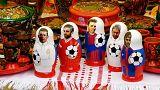 Mondiali 2018: souvenir dalla Russia