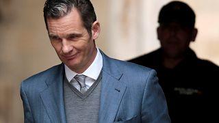 Mitglied der spanischen Royals muss hinter Gitter