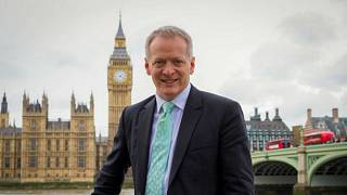 Phillip Lee MP for Bracknell and former Justice Minister
