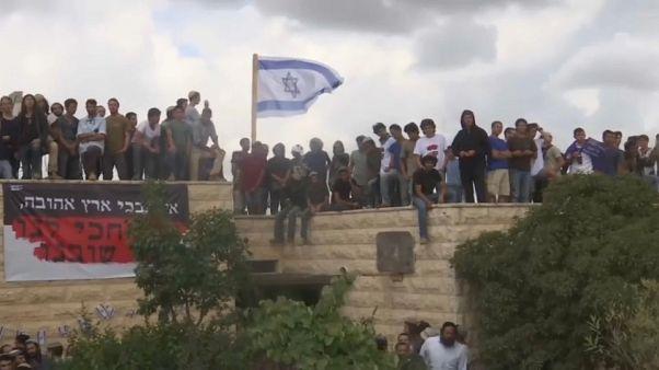 Proche-Orient : démantèlement de la colonie juive de Netiv Ha'avot