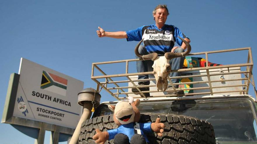 World Cup 2018: Meet Germany's superfan Armin Hollensteiner
