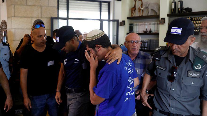 Israel räumt Häuser in illegaler Siedlung