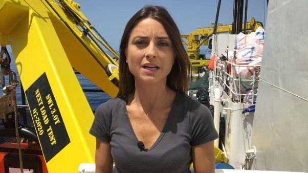 Aquarius: exkluzív tudósítás a mentőhajóról