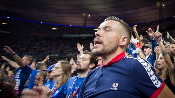 World Cup 2018: Meet France's superfan Fabian Penfeuntun