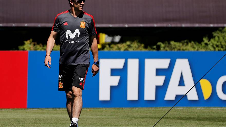 Real Madrid appoints Julen Lopetegui as coach
