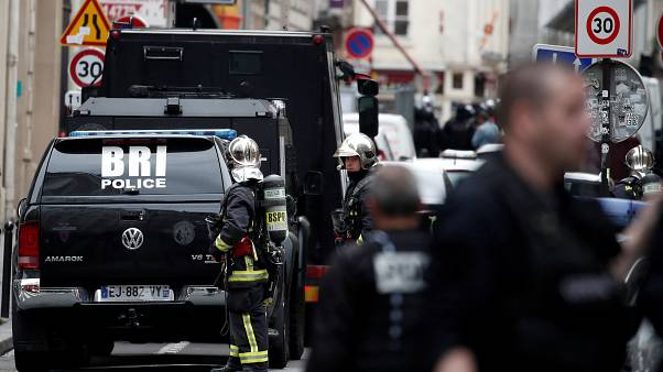 Police respond to hostage situation in Paris