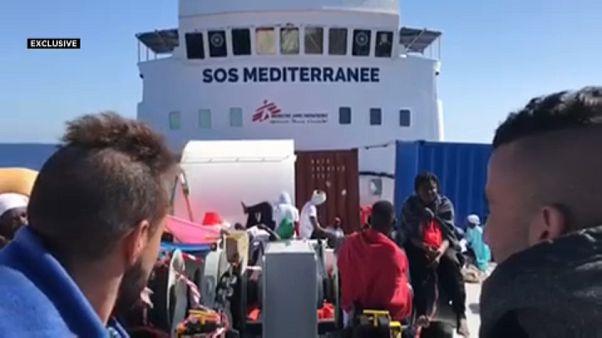 """""""Wir brauchen eine faire Reform der Asyl-Politik"""""""
