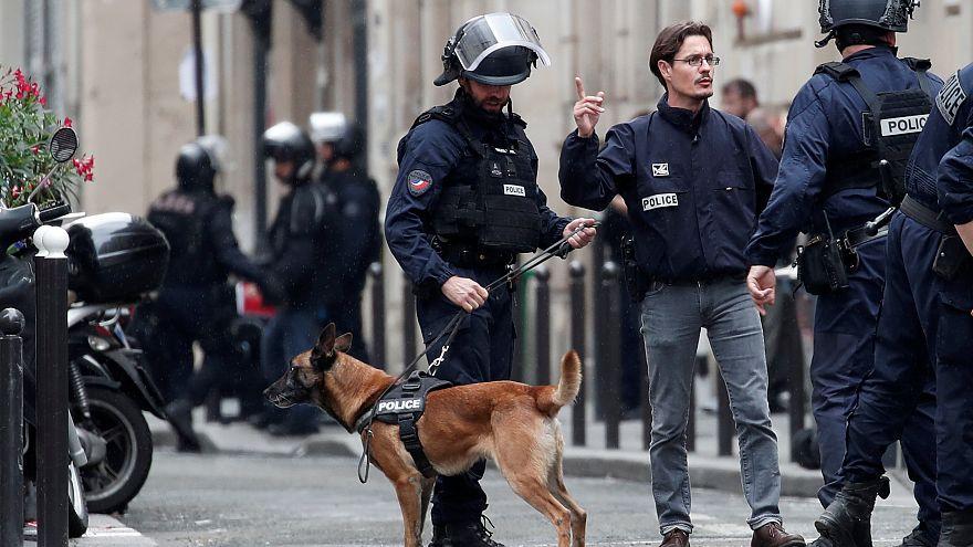 La policía francesa detiene al autor de una toma de rehenes en París